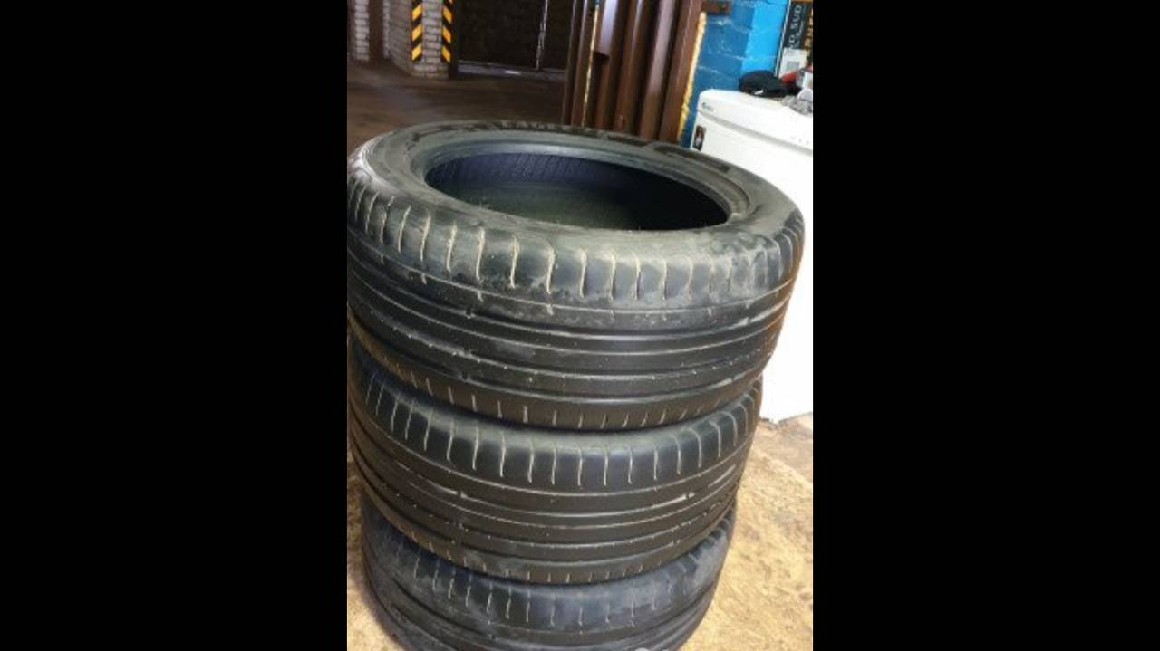GoodYear Eagle F1 SUV 4x4