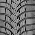 Рисунок протектора Michelin Alpin A4